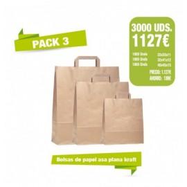 Oferta Bolsas - Pack 3