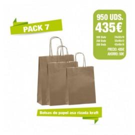 Oferta Bolsas - Pack 7