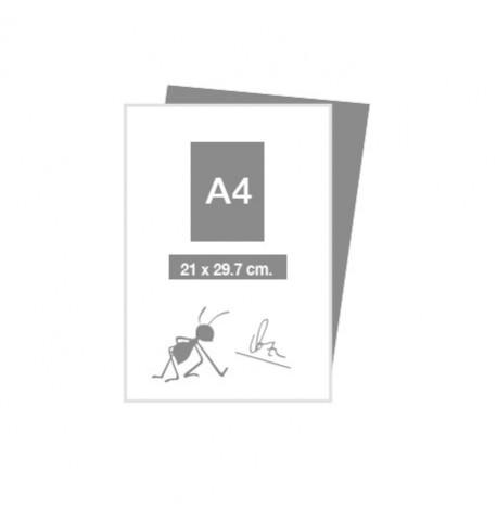 Hojas carta A4