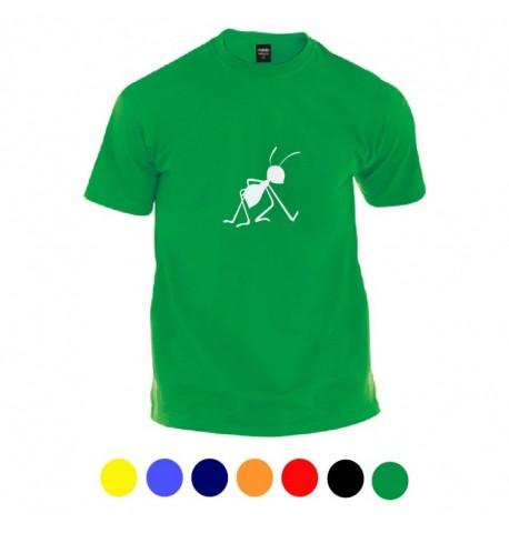 Unisex Algodon Colores