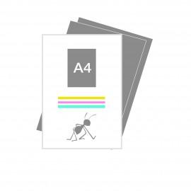 Talonarios A4